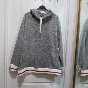 Size 1X Hoody sweatshirt like new My Style